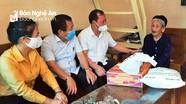TP Vinh tiếp nhận và trao 25 tấn gạo cho các hoàn cảnh khó khăn do dịch Covid-19