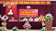 Đảng bộ xã Diễn Cát (Diễn Châu) đại hội nhiệm kỳ 2020-2025