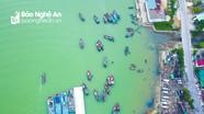 Gần 63 nghìn tấn thủy sản qua hệ thống cảng cá ở Nghệ An