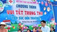 Những hoạt động ý nghĩa trong dịp Tết Trung thu ở Kỳ Sơn và Quỳnh Lưu