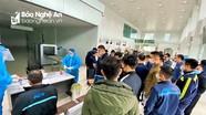 261 cán bộ, nhân viên Cảng hàng không quốc tế Vinh được xét nghiệm Covid-19