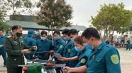 Ban CHQS huyện Nghĩa Đàn khai mạc huấn luyện chiến sỹ dân quân năm thứ nhất 2021 cụm số 2