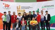 Herbalife Việt Nam đồng hành cùng Tổng Cục Thể dục, thể thao vinh danh VĐV, HLV tiêu biểu