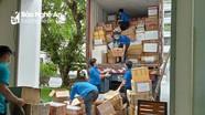 Trao hơn 290 tấn hàng hóa của Nghệ An ủng hộ nhân dân TP Hồ Chí Minh