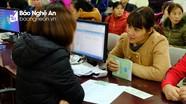 Nghệ An: Gần 90.000 việc làm trong phiên giao dịch đầu năm mới