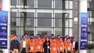 Nghệ An đoạt 4 huy chương Vàng tại kỳ thi Olympic Toán học bằng Tiếng Anh