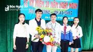 Thầy hiệu trưởng ở Nghệ An gửi thư động viên cô học trò mồ côi gây xúc động