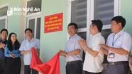 Khánh thành nhà công vụ cho Trường THPT Tương Dương 2