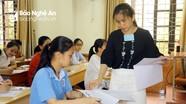 Hơn 3.000 thí sinh tham dự Kỳ thi vào các trường chuyên ở Nghệ An