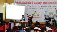 """Hơn 400 trường học ở Nghệ An triển khai chương trình """"ATGT cho nụ cười ngày mai"""""""