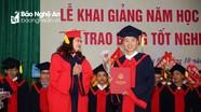 Gần 1.800 sinh viên Trường Đại học Sư phạm Kỹ thuật Vinh bước vào năm học mới