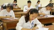 Nghệ An công bố 61 điểm thi của Kỳ thi THPT Quốc gia 2019