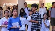 Chi tiết tỷ lệ chọi vào Trường THPT chuyên Đại học Vinh