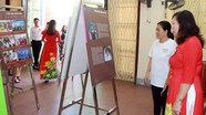 Truyền tải thông điệp 'Bảo vệ an toàn cho phụ nữ và trẻ em'