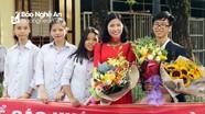 Danh sách chi tiết 155 học sinh và giáo viên Nghệ An có thành tích cao sẽ được tuyên dương