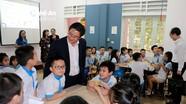 Cần thống nhất các khoản thu dịch vụ giáo dục trong các trường học trên địa bàn Nghệ An