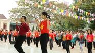46 giáo viên tham dự Hội thi 'Giáo viên làm Tổng phụ trách Đội giỏi' cấp tỉnh