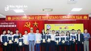 Lần đầu tiên Nghệ An giành 13 giải Nhất tại Kỳ thi chọn học sinh giỏi Quốc gia