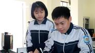 Nghệ An: Hai anh em ruột 'nắm tay nhau' đoạt giải Nhất, Nhì học sinh giỏi Quốc gia