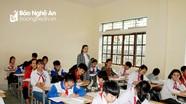 Ngày 9/3, gần 185.000 học sinh THCS của Nghệ An đi học trở lại
