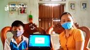 Giáo viên Nghệ An vận động quyên góp máy tính, điện thoại hỗ trợ học sinh học trực tuyến
