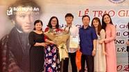 Đạt giải Nhất Olympic Vật lý, nam sinh Nghệ An giành suất học bổng toàn phần đi Nga
