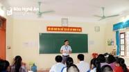 Chi tiết tỷ lệ 'chọi' vào lớp 10 của các trường tại Nghệ An