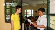 Sáng nay 18/7, hơn 35.000 thí sinh Nghệ An chính thức bước vào Kỳ thi tuyển sinh lớp 10