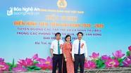 2 giáo viên Nghệ An được Công đoàn Giáo dục Việt Nam tuyên dương