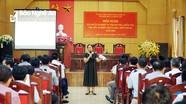 Nghệ An tổ chức sát hạch để lựa chọn thanh tra cho Kỳ thi tốt nghiệp THPT năm 2020