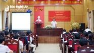 Nghệ An: Cơ chế, chính sách 'mở' cho 14 trường trọng điểm chất lượng cao