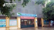 Nhiều trường ở Nghệ An cho học sinh nghỉ học vì bão số 7