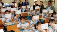 Tân Kỳ: Nhiều giải pháp 'gỡ khó' cho chương trình Sách giáo khoa lớp 1