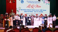 Trường Đại học Vinh khen thưởng giáo viên đạt giải cao Hội thi nghiệp vụ sư phạm toàn quốc