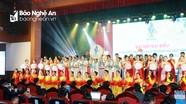 Khai mạc Đại hội đại biểu Hội Sinh viên Việt Nam Trường Đại học Vinh