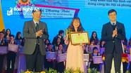 3 sinh viên Nghệ An được trao giải thưởng 'Sinh viên 5 tốt' và 'Sao Tháng Giêng' cấp Trung ương