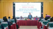 Hội nghị Công đoàn ngành giáo dục mở rộng