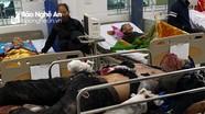 Đốt pháo tự chế, 3 học sinh ở Nghệ An bị thương nặng