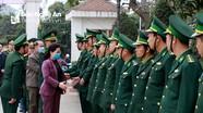 Đồng chí Nguyễn Thị Kim Chi thăm, chúc Tết các đơn vị trên địa bàn thị xã Cửa Lò