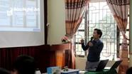 Trung tâm giáo dục sáng tạo T-SIMPLE tổ chức tập huấn chuyên đề dạy và học STEM cho huyện Nghi Lộc