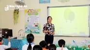 Nghệ An sẽ tiến hành khảo sát năng lực giáo viên Tiếng Anh trên toàn tỉnh
