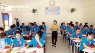 Nhiều trường ở Nghệ An tuyển thẳng học sinh có chứng chỉ Tiếng Anh quốc tế