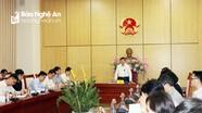 Đề xuất xây dựng hơn 100 sân chơi cho thanh, thiếu nhi vùng khó ở Nghệ An
