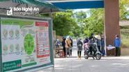 Nghệ An: Hơn 34 nghìn thí sinh có mặt làm thủ tục thi tốt nghiệp THPT