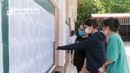 Sáng nay 7/7, hơn 34.000 thí sinh Nghệ An thi môn đầu tiên của Kỳ thi tốt nghiệp THPT năm 2021