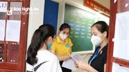 Thí sinh Nghệ An vượt gần 400 km tham dự Kỳ thi tốt nghiệp THPT đợt 2 tại Bắc Giang