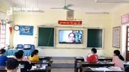 Nghệ An lên phương án dạy học trực tuyến toàn tỉnh sau ngày khai giảng