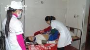 Trung tâm y tế huyện cứu sống bệnh nhân bị vỡ thai ngoài tử cung