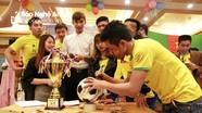Hội đồng hương Nghệ An ở Đài Loan gặp mặt chào Xuân Mậu Tuất