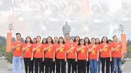 """Sinh viên Nghệ An hát """"Tiến quân ca"""" cổ vũ cho U23 Việt Nam"""
